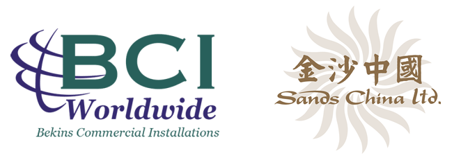 BCI Worldwide solidifies relationship with Sands China