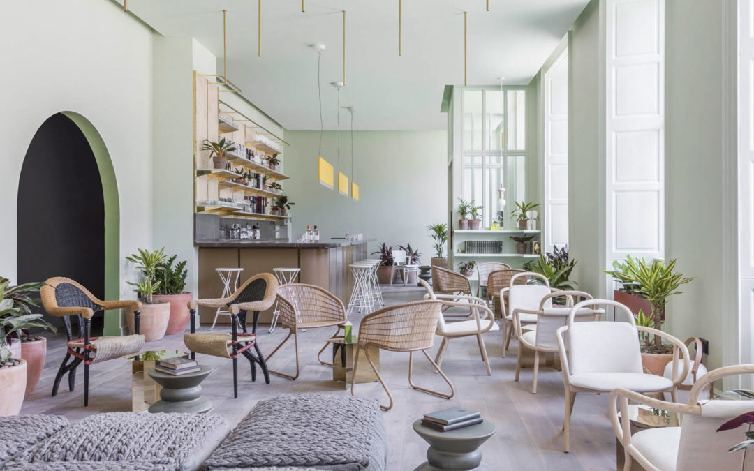 Boutique Apart-Hotels Take On AirBnB