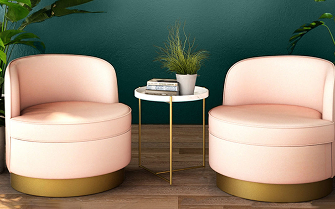 Designers move away from neutrals and onto bolds in 2019