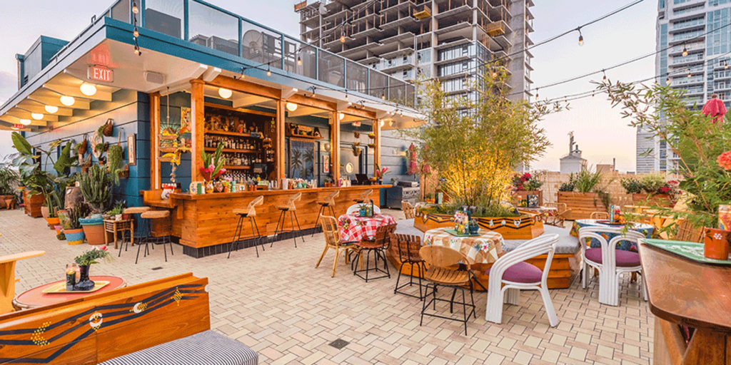 Downtown LA is a hotbed of great new hotel design