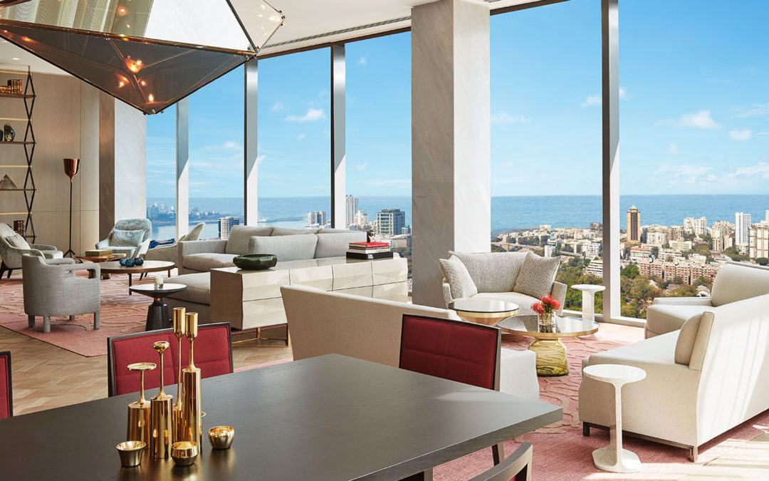 Lifestyles of the rich and famous: residences that feel like luxury hotels