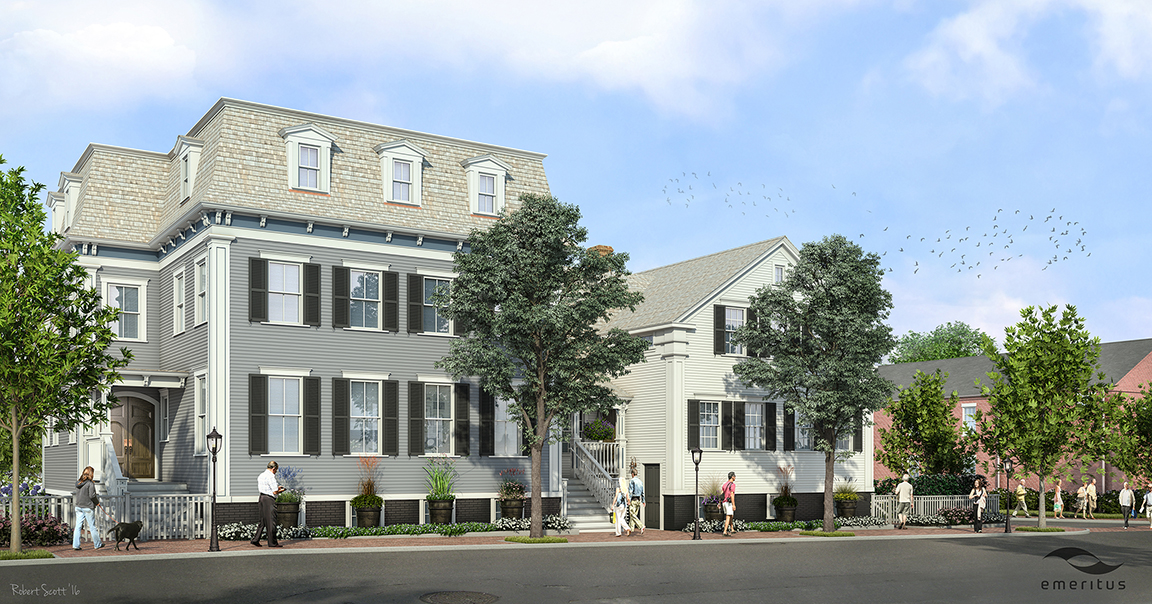 Roman and Williams makes Its Mark in Nantucket