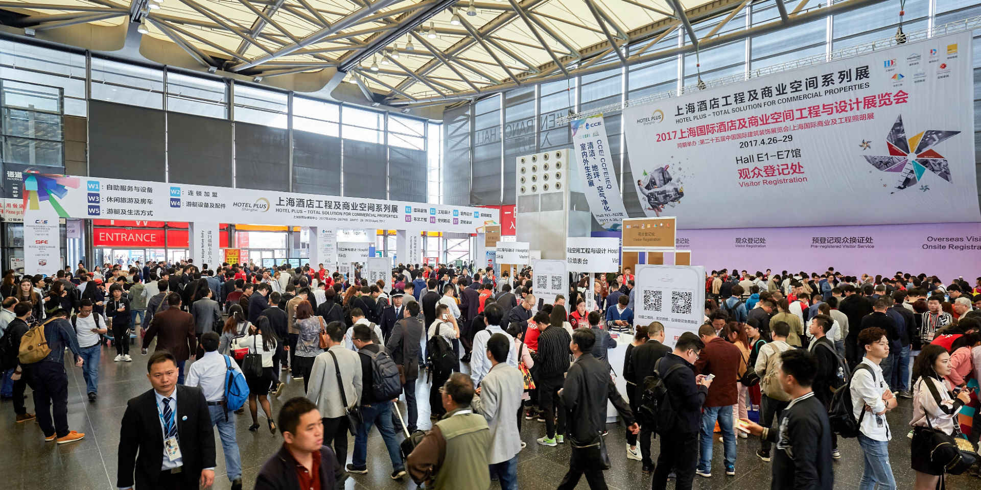 HDE – One of the Biggest Hotel Shows in Asia