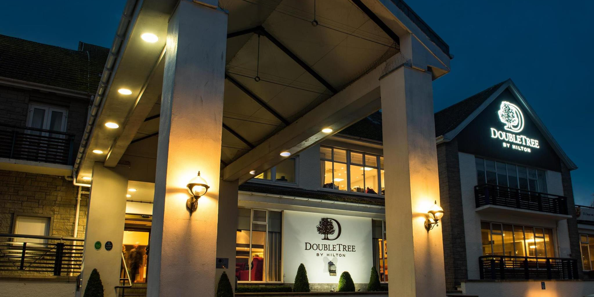 Scottish DoubleTree by Hilton Property Sold to 7 Hospitality [Download Chain Report]