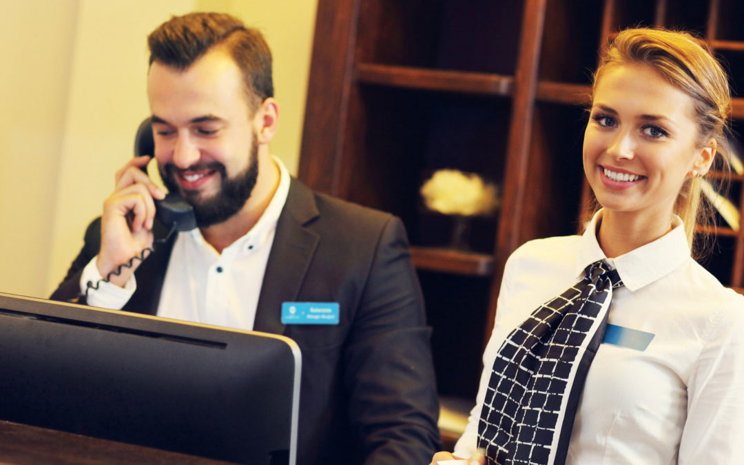 DIGITISATION: When was the last time you actually phoned to make a hotel reservation?