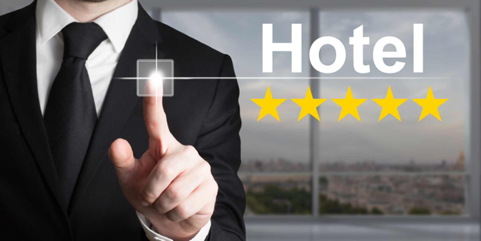 The hotel guest rating leaders are two familiar brands [download chain report]