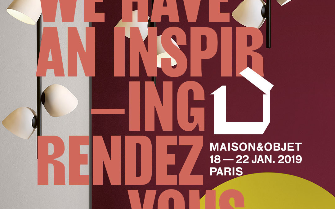 MAISON&OBJET brings together a 360° product offering lifestyle show