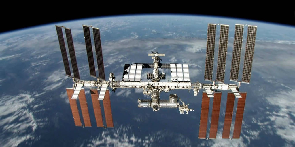 Russia plans to build hotel on the international space station