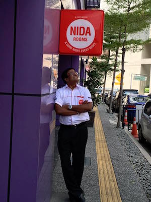 "How Nida is ""uberising"" hotel rooms: Funding the next stage of growth"