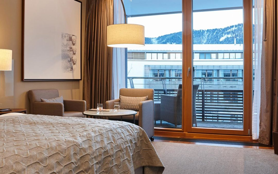 2F Lighting is deLIGHTed about the collaboration with the 5* luxury Kempinski Hotel in Berchtesgaden, Germany