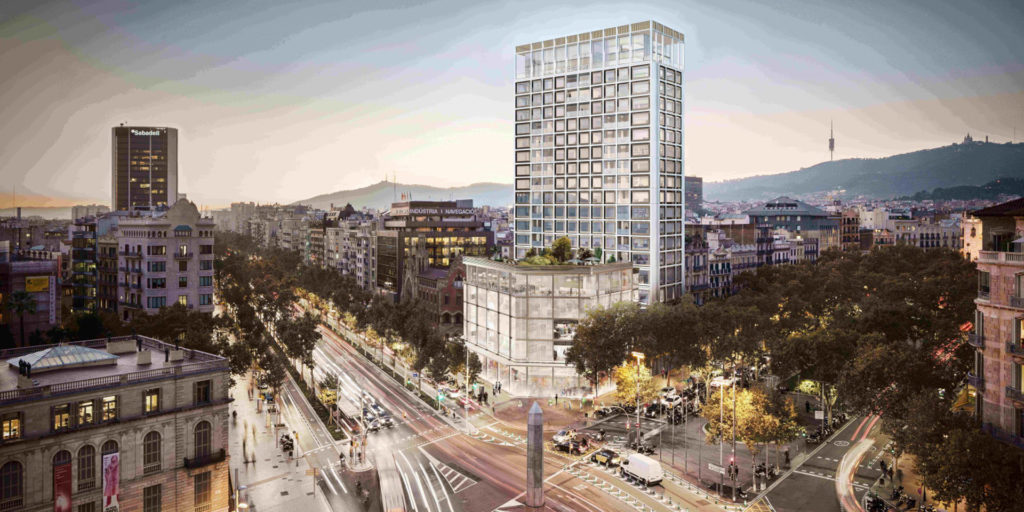 Mandarin Oriental To Manage Luxury Residences In Barcelona