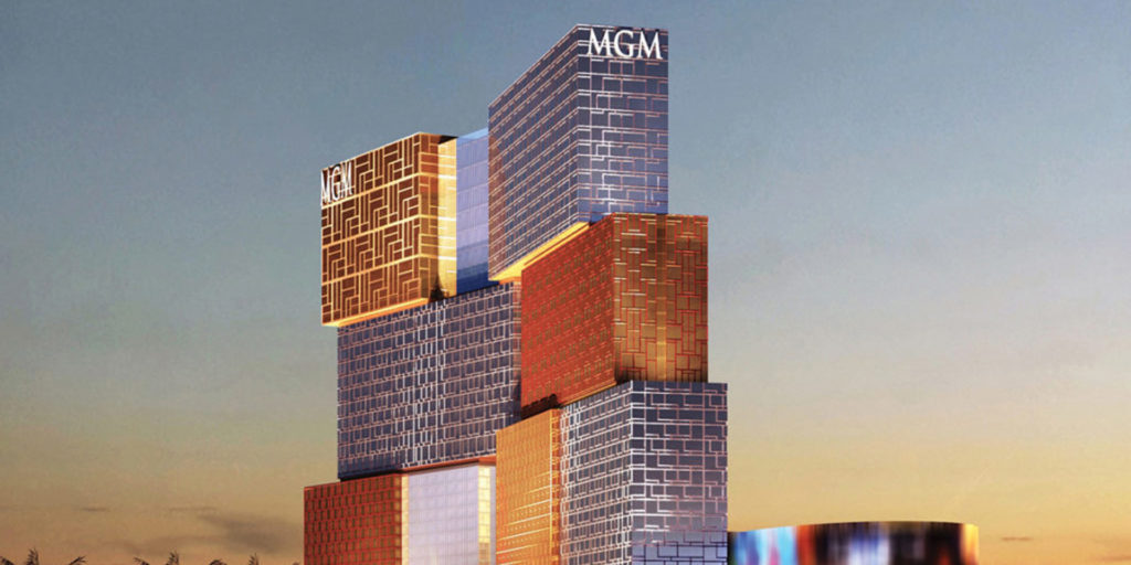 MGM opens new resort in Macau
