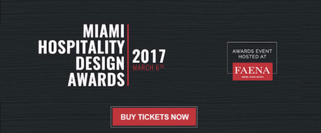 First Miami Hospitality Design Awards brings together the cream of the crop