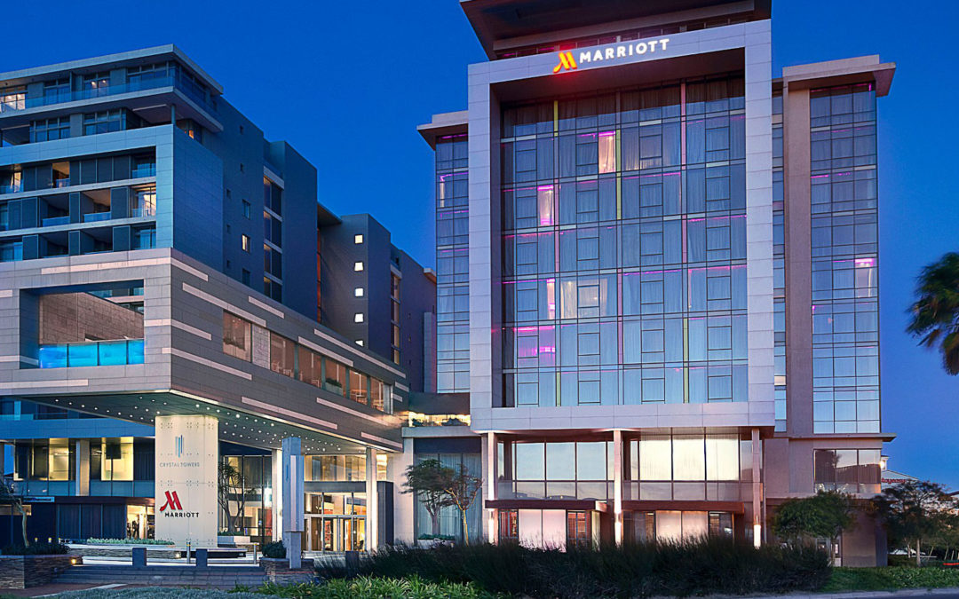 Marriott Continues to Lead African Hospitality Development Race