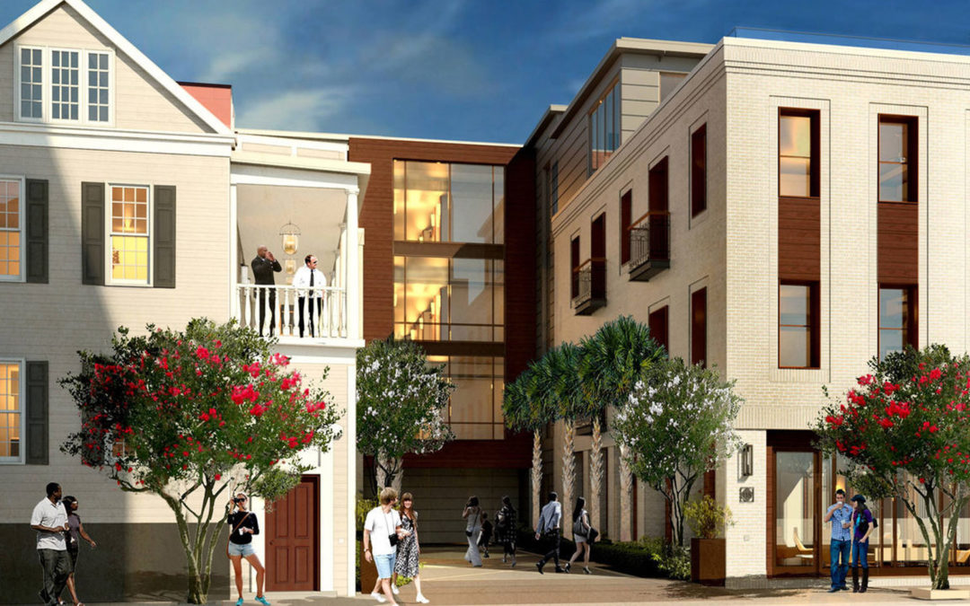 Marriott International Collaborates with Charleston-Based Hotel Management Company on New Boutique Property Hotel Bella Grace