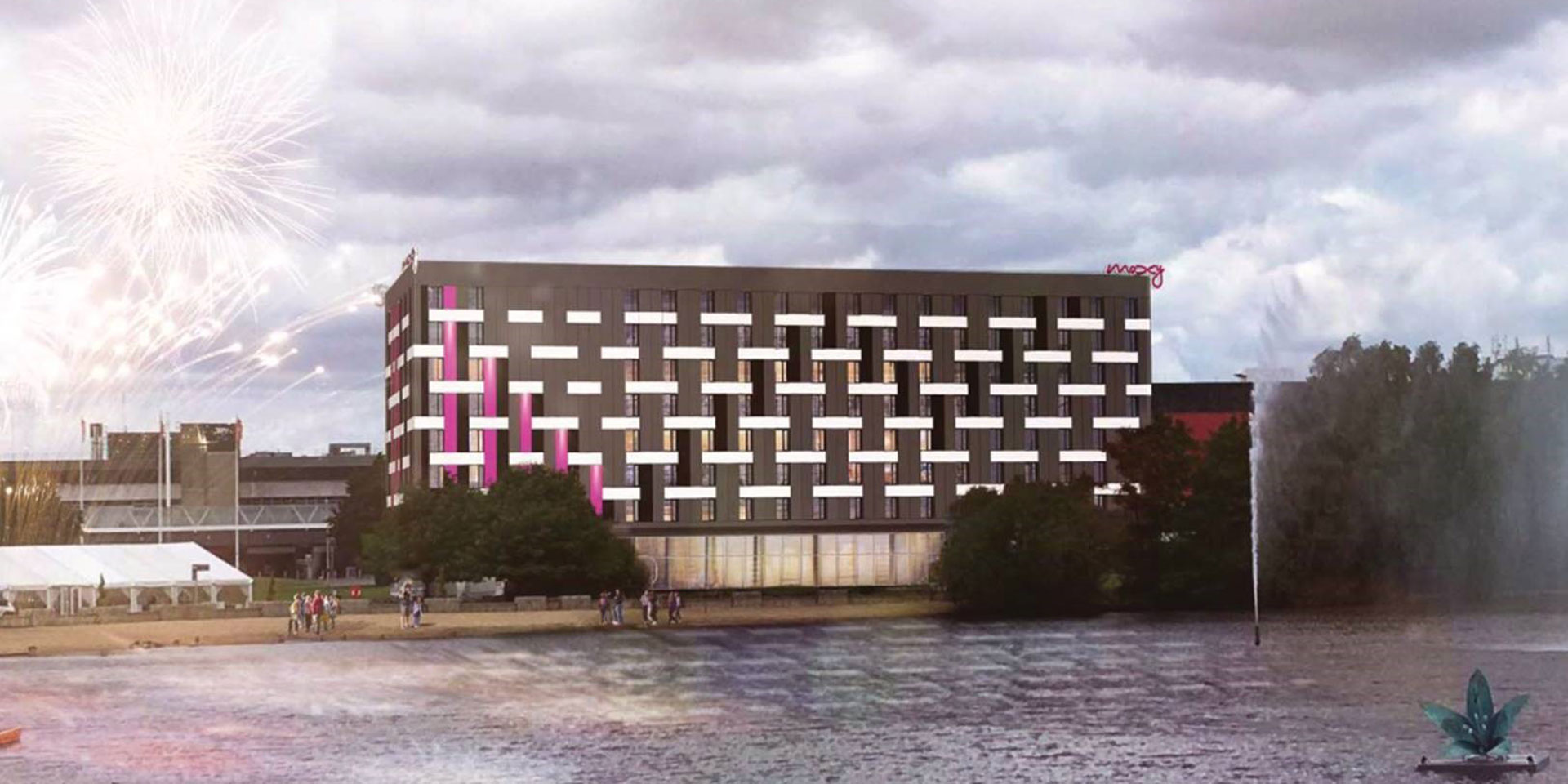 New Moxy hotel to open in NEC Solihull