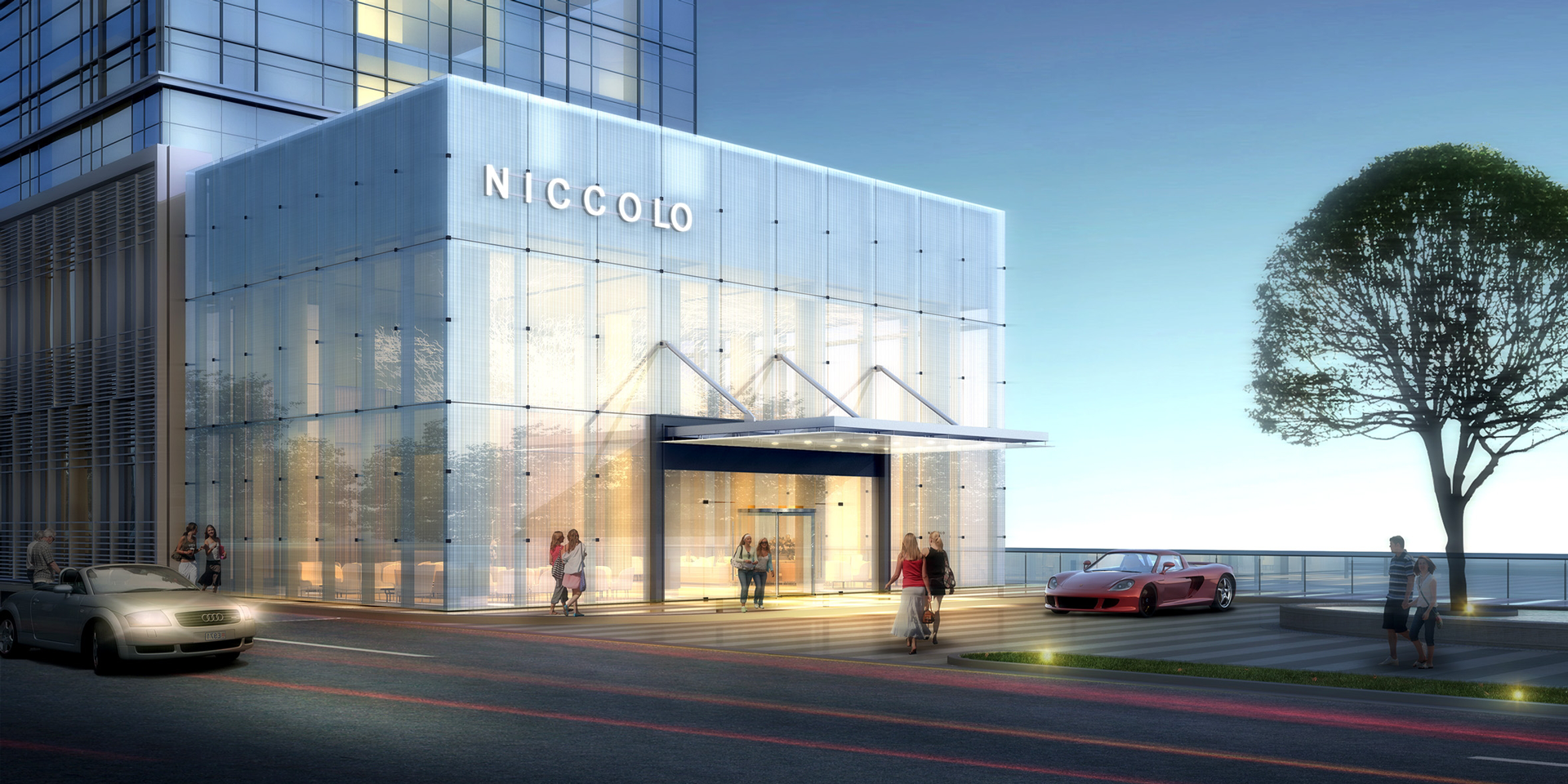 New Kid on the Block Niccolo Hotels is Making Waves in China