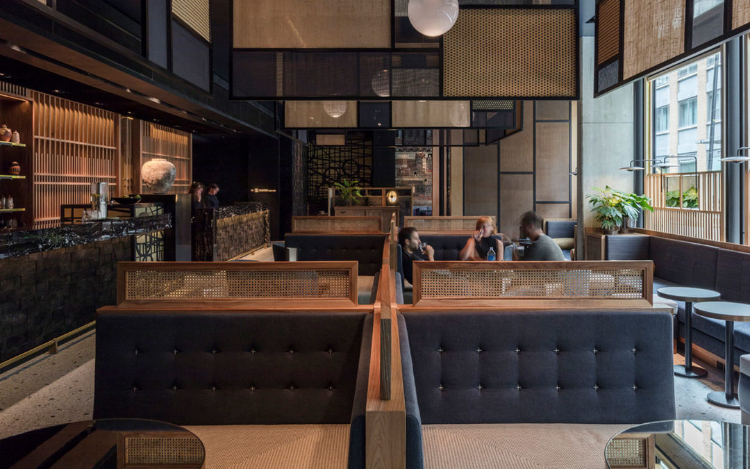 Nobu Hotel Shoreditch is a design delight