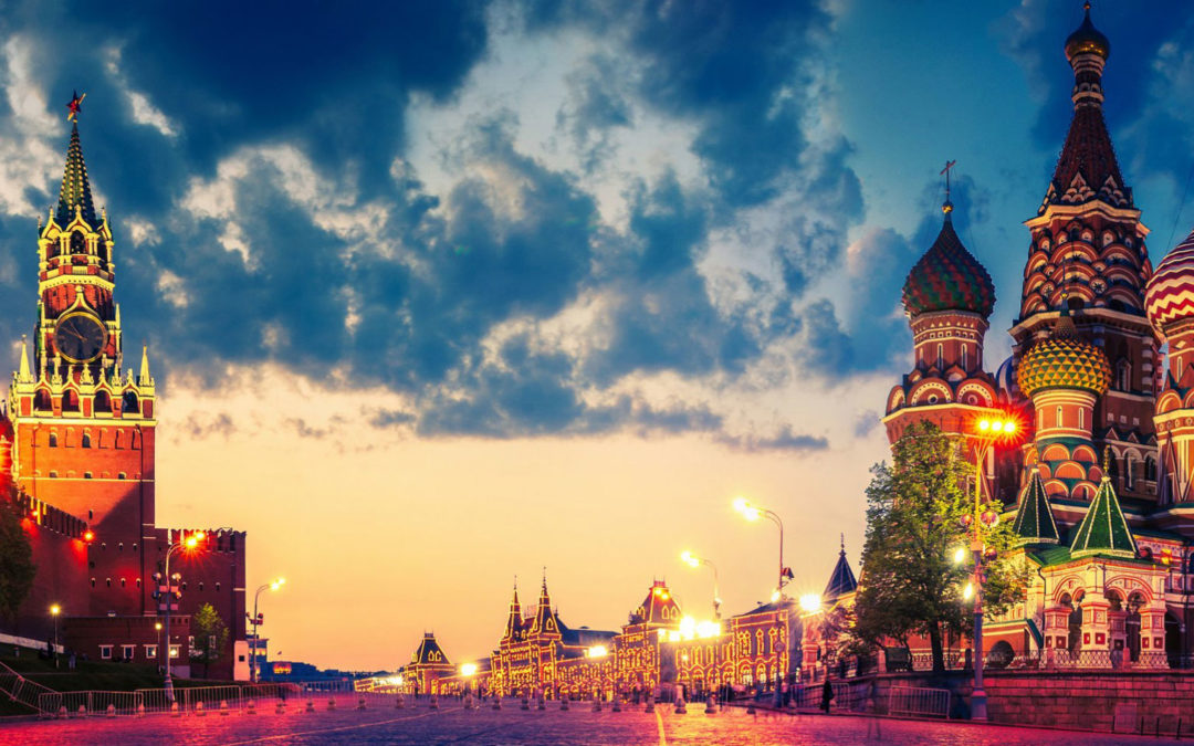Did American Tourists Visiting Russia Increase in 2017?