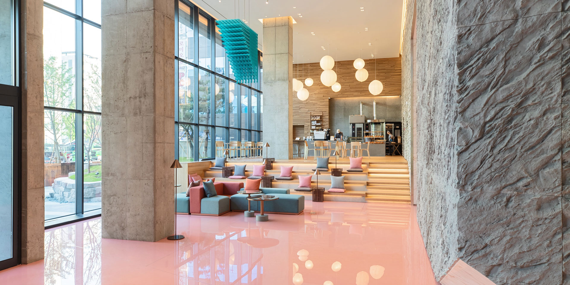 How hotels are capitalising on co-working?
