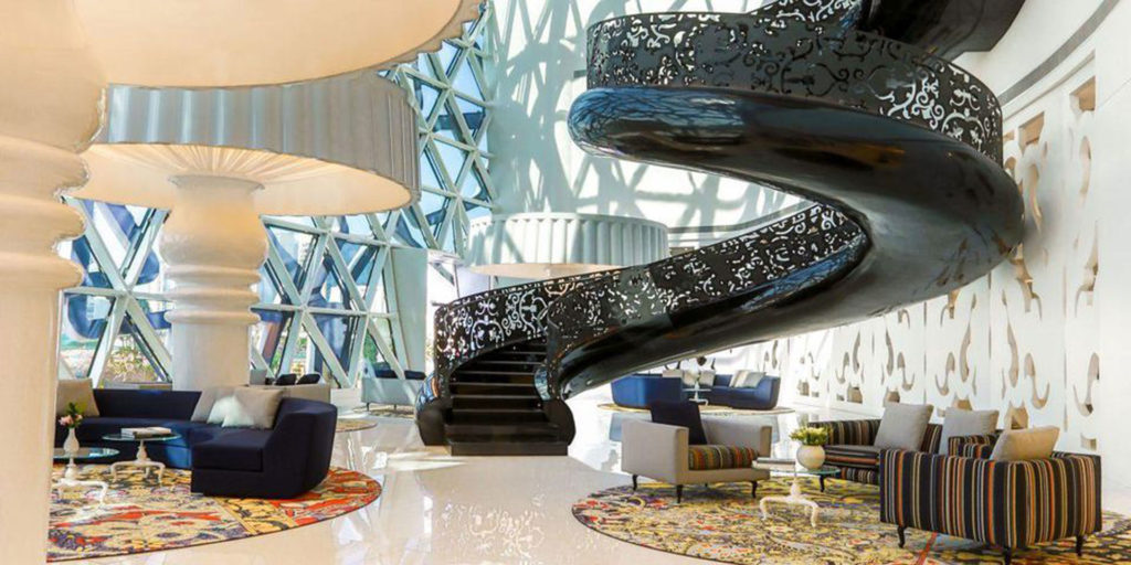 Middle Eastern hotels go wild for design
