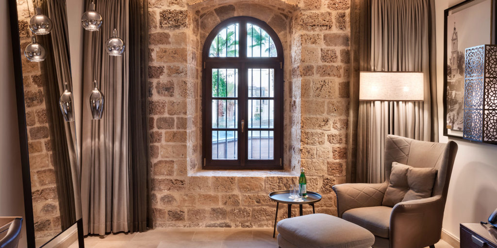 Former prison in Tel Aviv converted into luxury hotel