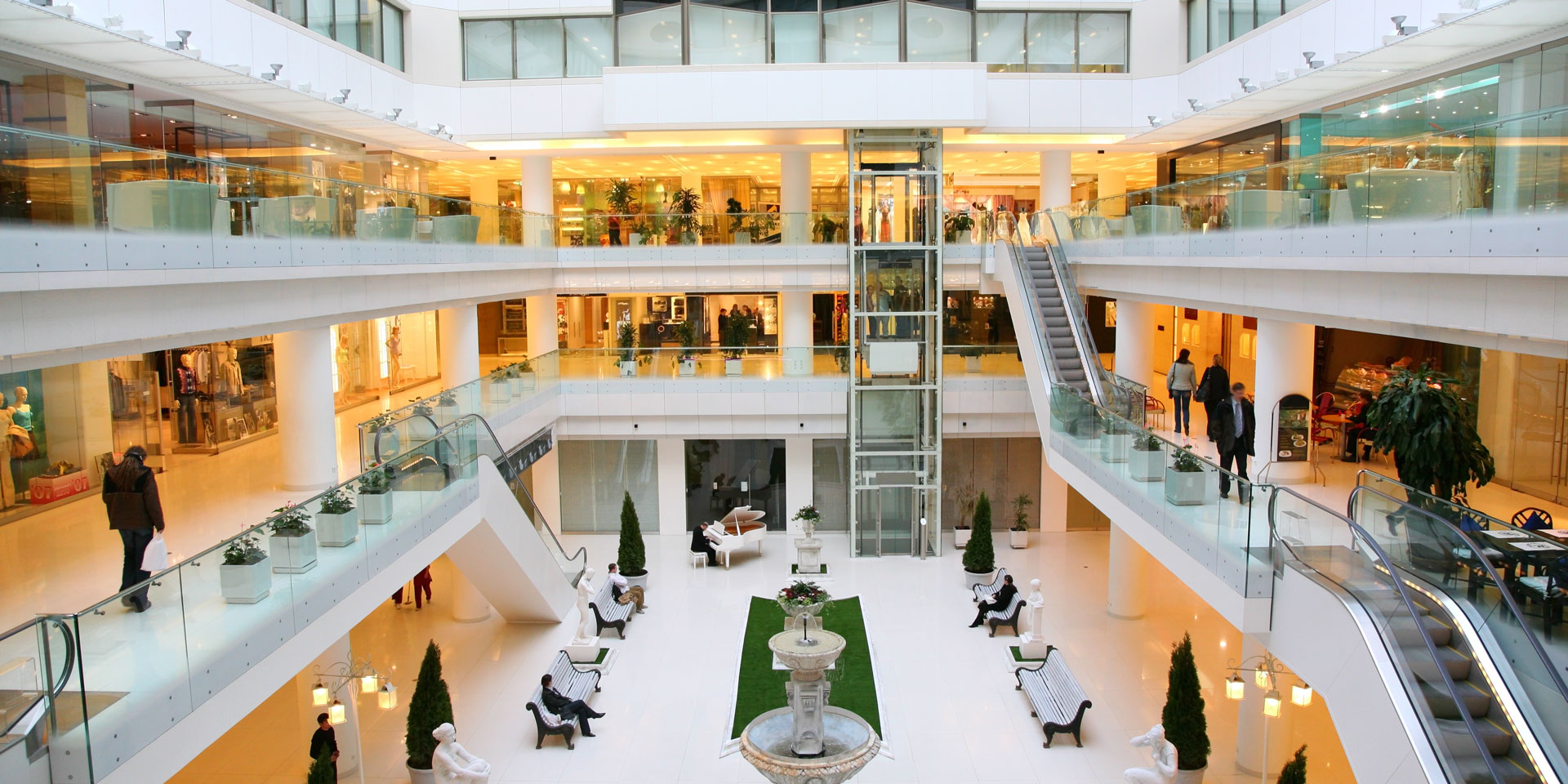 Marriott deepens relationship with Simon Malls