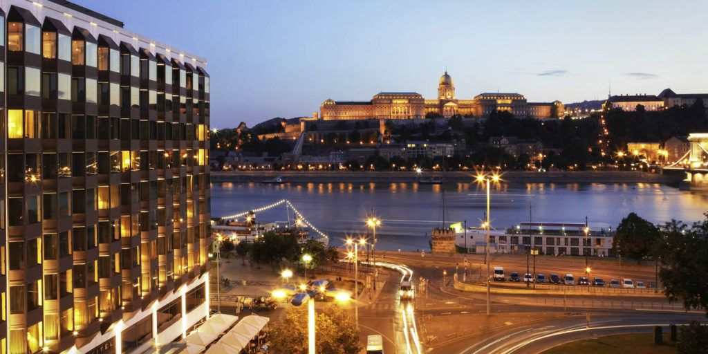 Starwood Capital Group buys Sofitel in Budapest