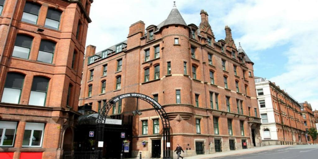 Stunning Boutique Hotel Opens in Manchester's Civic Quarter