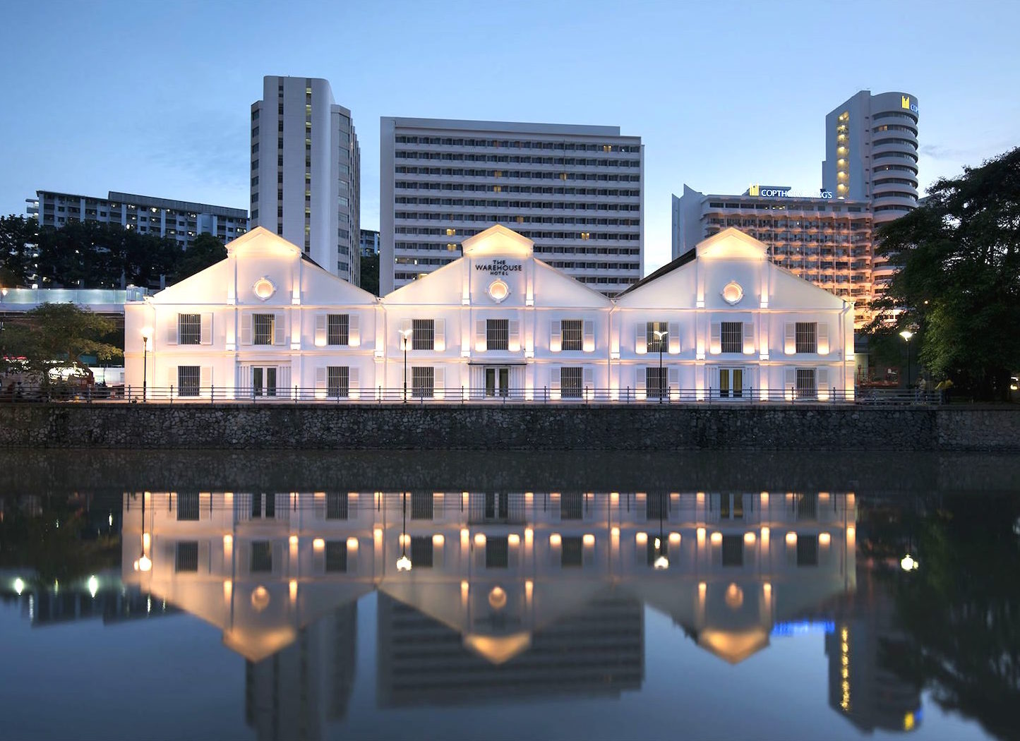 Singapore warehouse revamped to house new hotel