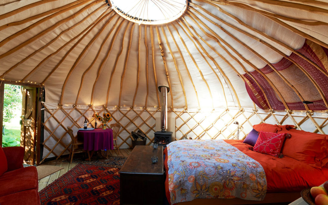 The Pop-up Hotel Trend Is Here to Stay