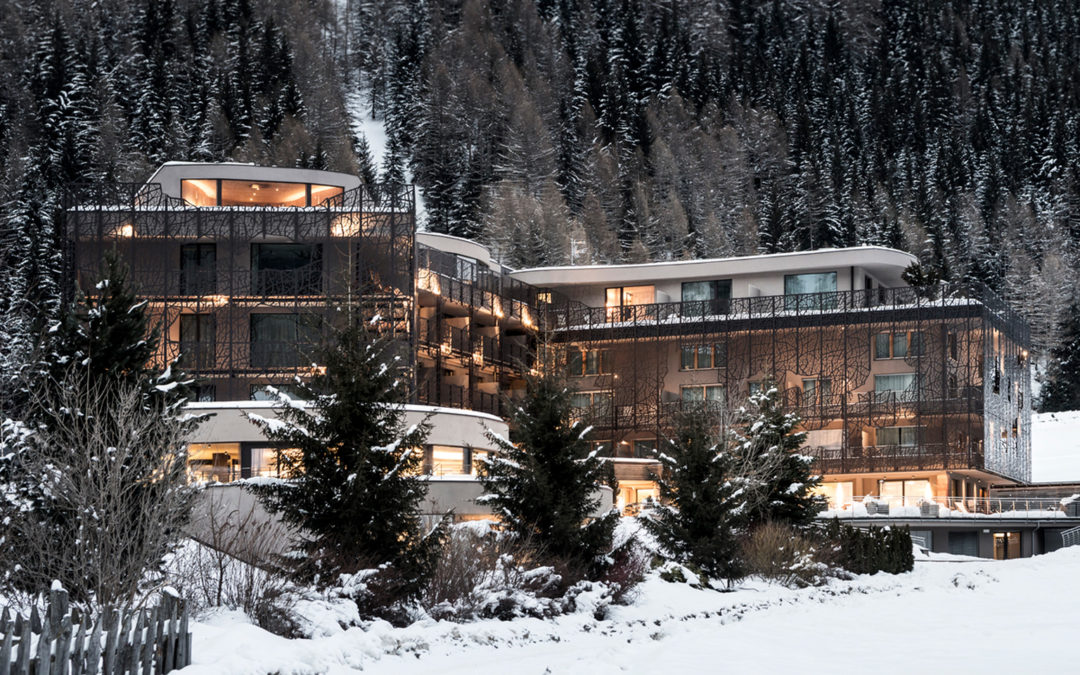 noa* Transforms Mountain Hotel in South Tyrol, Italy