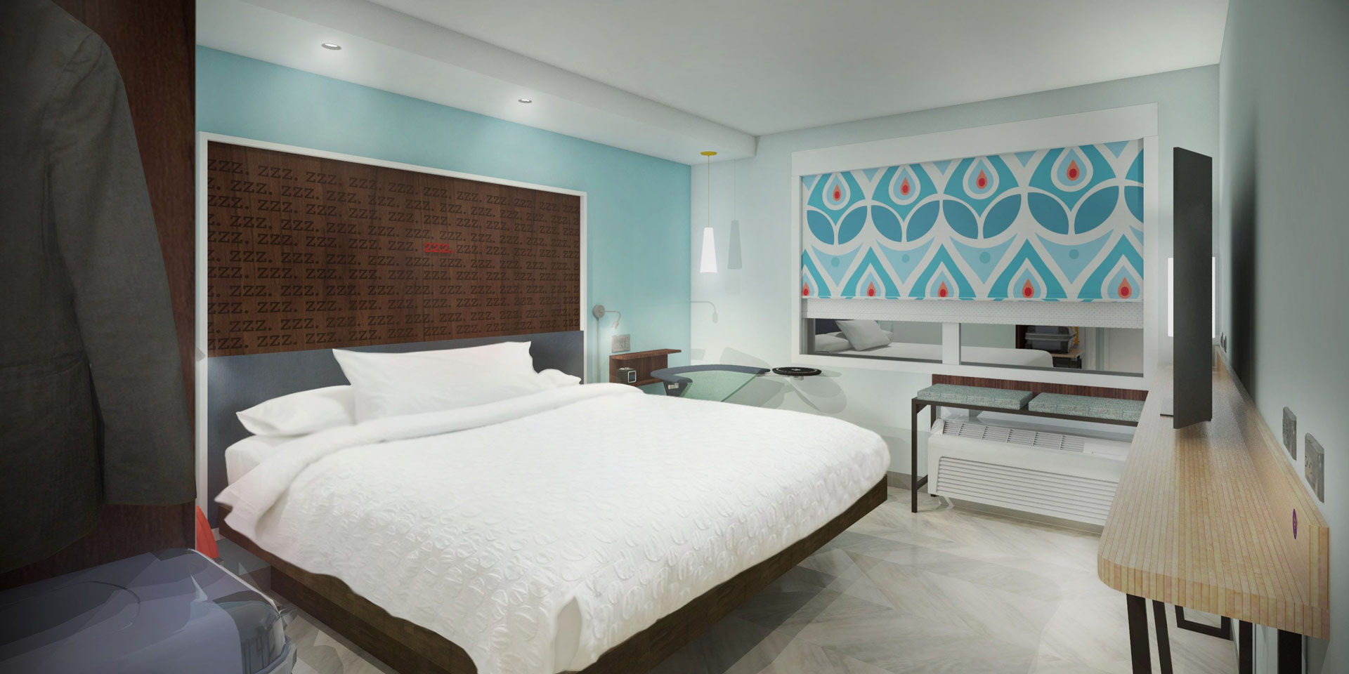 Hilton's Tru brand opens in three new US states