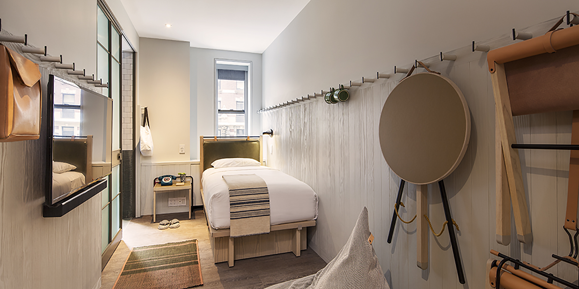 Moxy Times Square Reinvents The Traditional Hotel