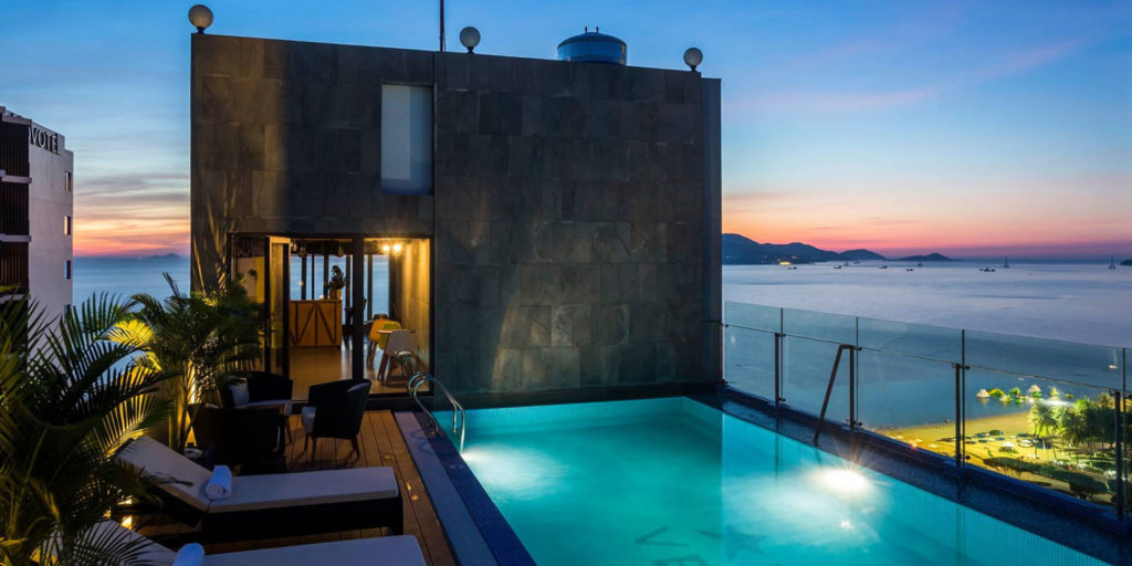 New Vietnamese hotel stands out from the crowd