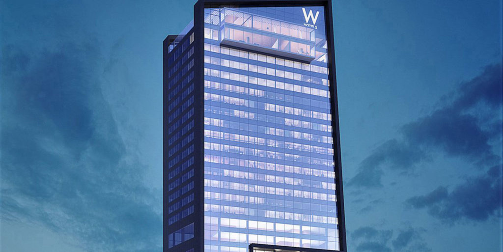 W Hotels Slated To Make Grand Debut in Brazil With Opening of W São Paulo