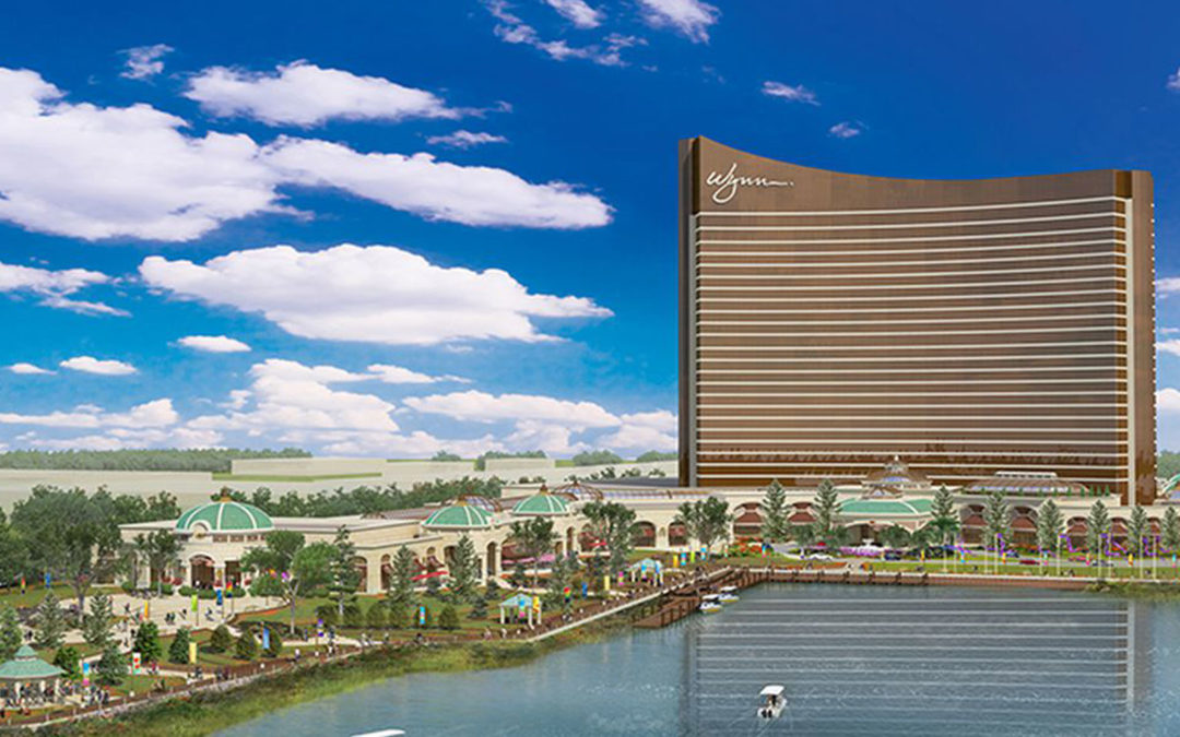 The Strange Reason the New Wynn Boston Harbor Might Not Open