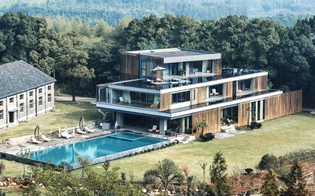 New Chinese Resort Takes Inspiration from Nature