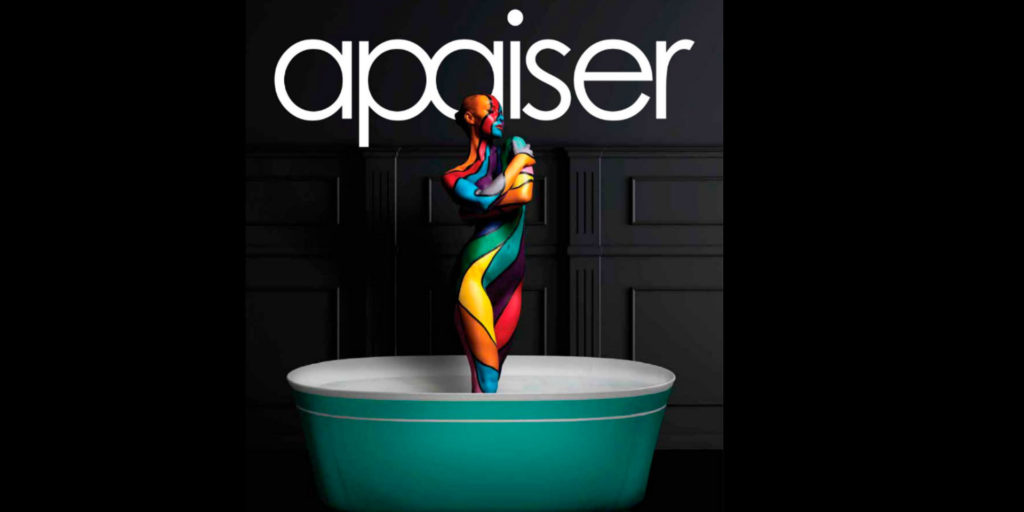 Apaiser Bathware launches new collection