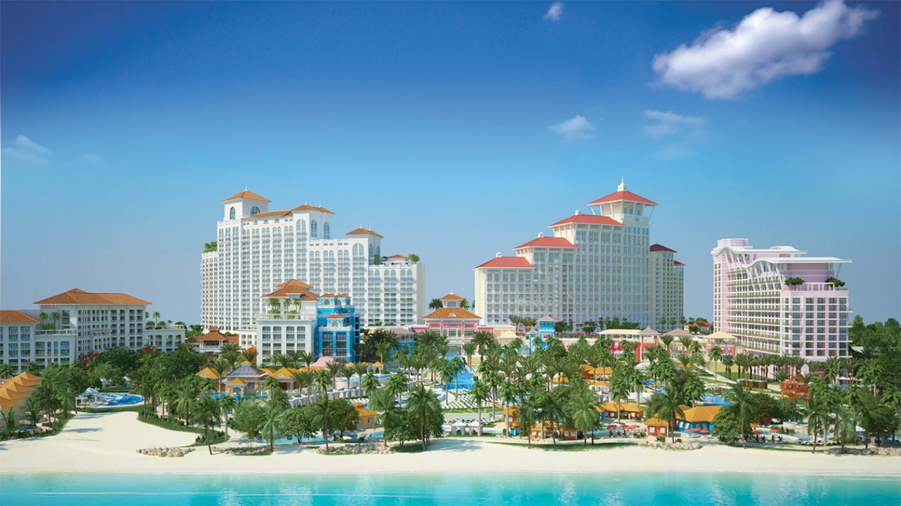 Chow Tai Fook Enterprises Limited to Own and Operate Baha Mar Resort