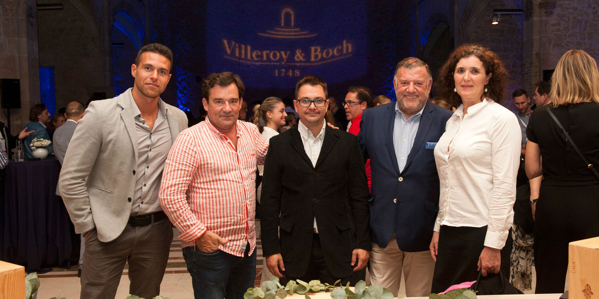 Villeroy & Boch discusses Intelligent Design and Wellbeing at Barcelona event