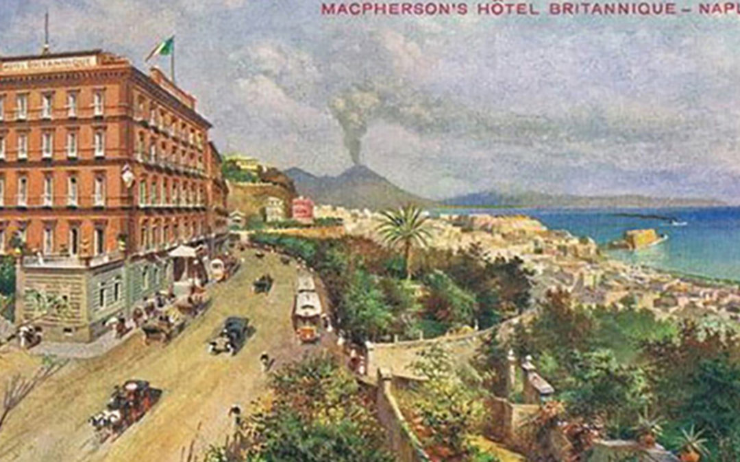 The Britannique Hotel in Naples Italy Joins Curio Collection by Hilton