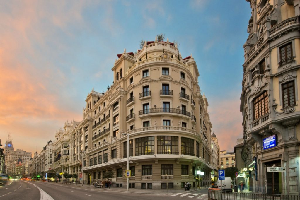 Check out these holiday rates at some of Madrid's finest hotels