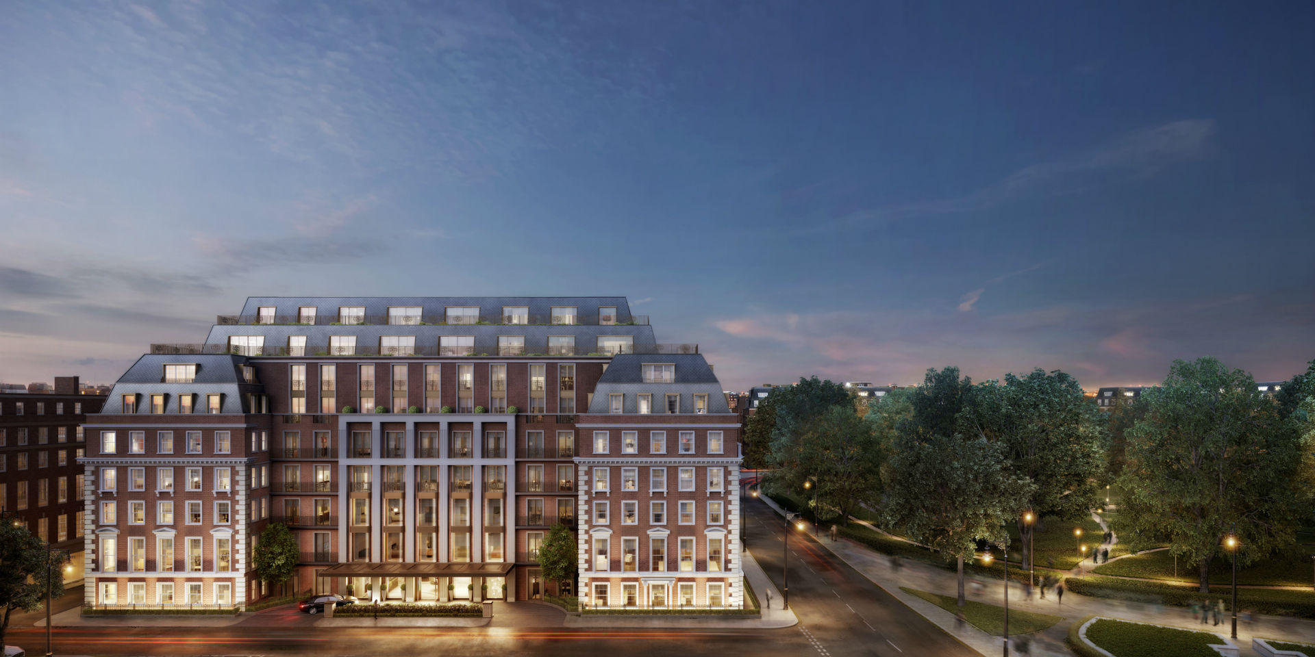 Four Seasons Hotel launches first entirely residential project