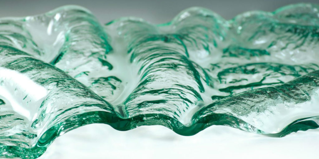 Nathan Allan's Evolutionary Glass for Visionary Projects