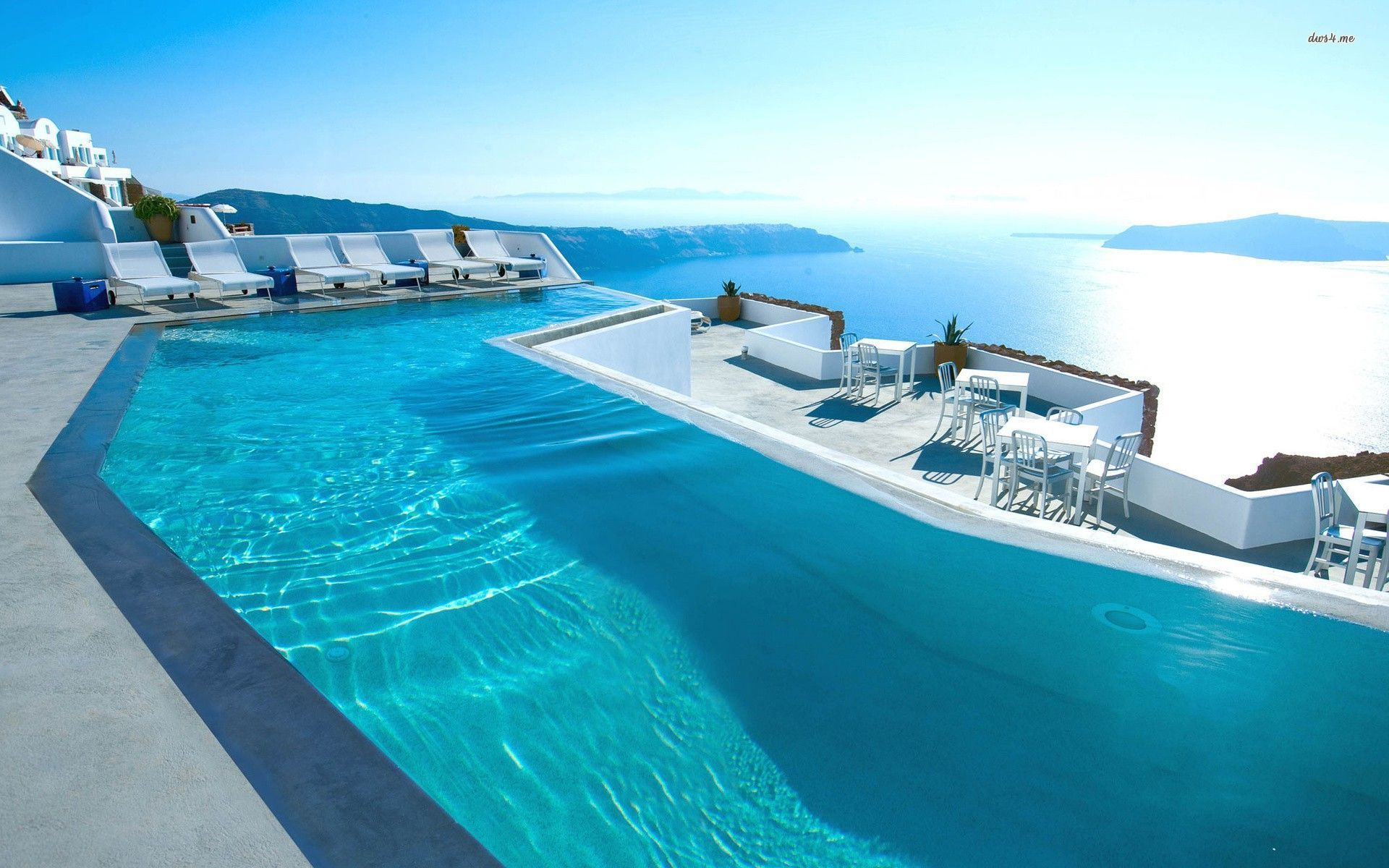 To infinity and beyond in these breathtaking hotel pools