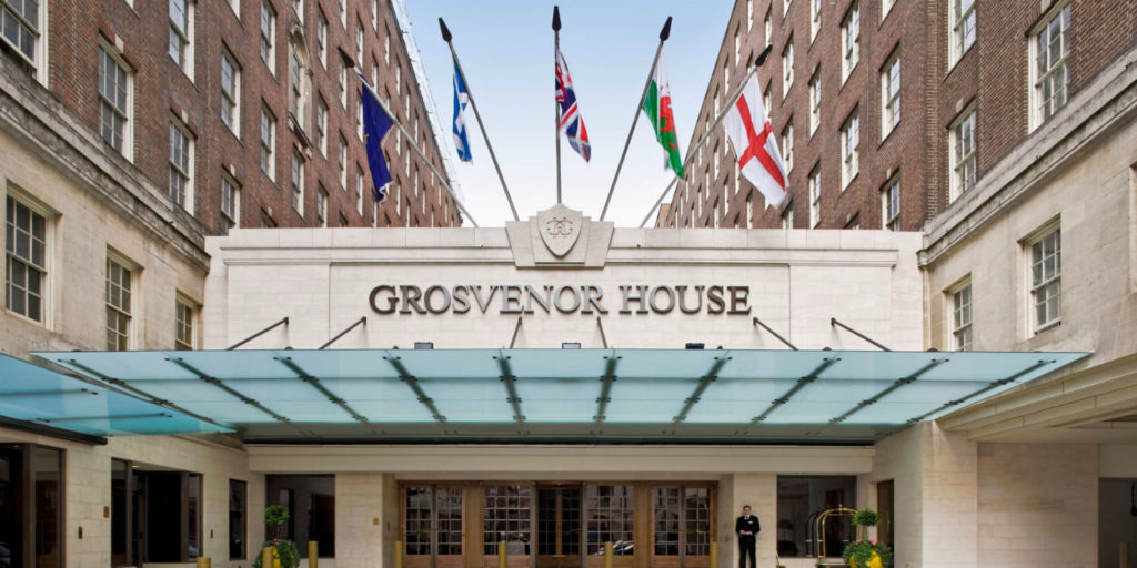 Qatar buys London's Grosvenor House Hotel in spite of sanctions