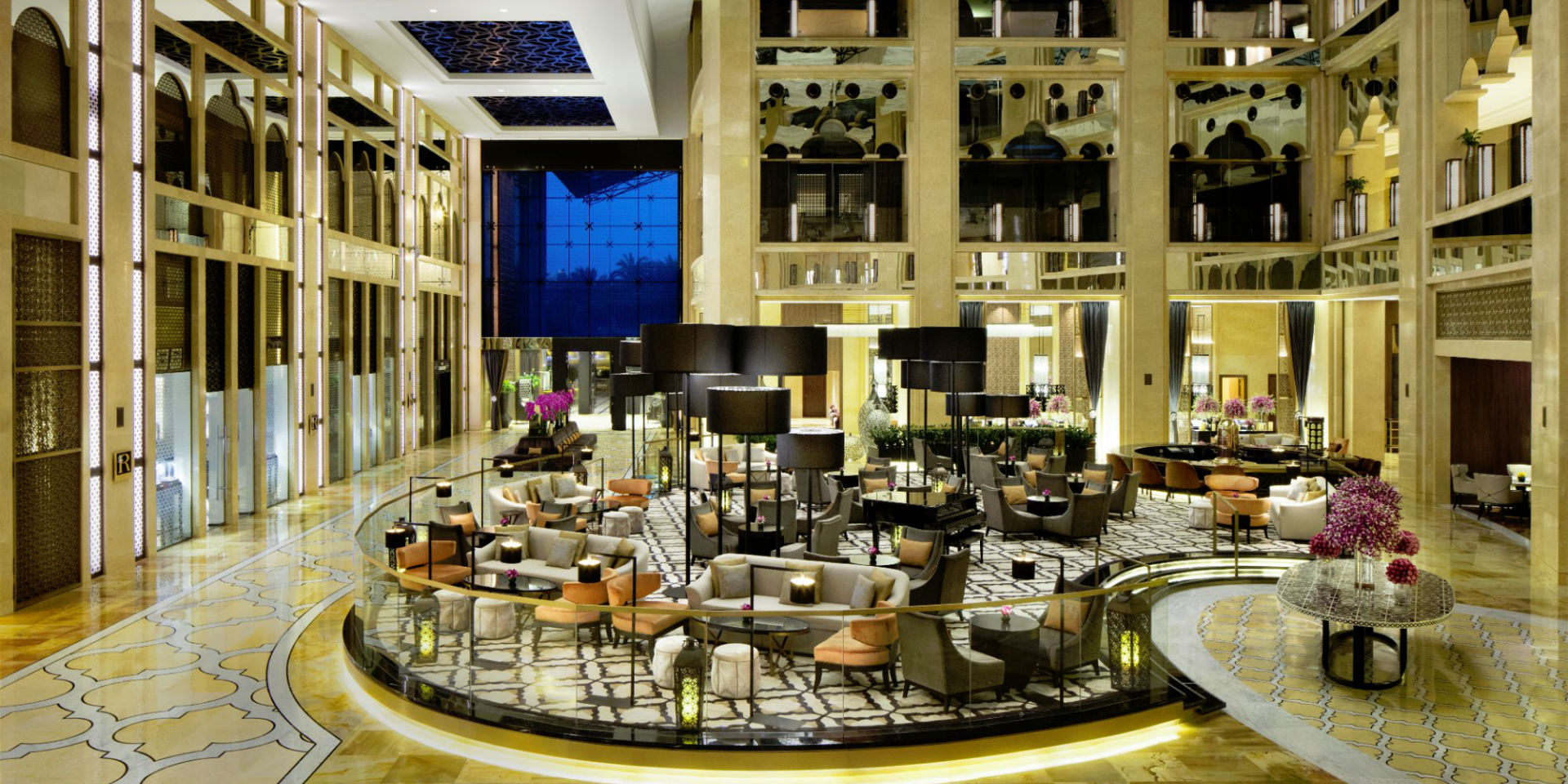 The H Hotel Dubai, a great choice for TOPHOTELPROJECTS World Tour
