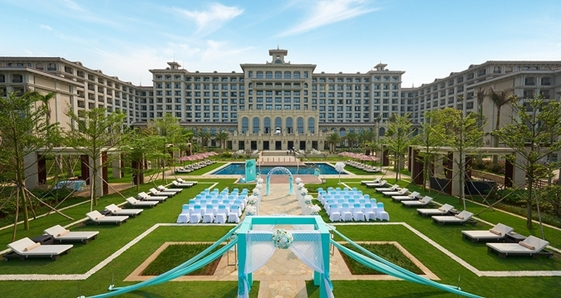 DoubleTree goes for broke in Asia
