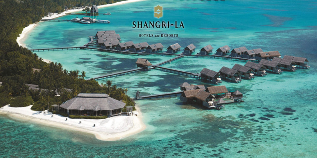 Book4Time Spa Management excited to announce Shangri-La Hotels and Resorts as their newest customer